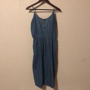 Summer Jean dress